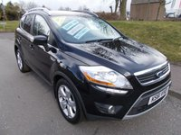 USED 2011 61 FORD KUGA 2.0 TITANIUM X TDCI ++HIGH SPEC 12 MONTHS FREE AA BREAKDOWN COVER++