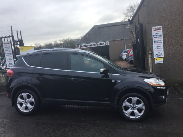 USED 2011 61 FORD KUGA 2.0 TITANIUM X TDCI ++HIGH SPEC FREE 6 MONTHS BREAKDOWN COVER++