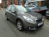 USED 2014 14 PEUGEOT 2008 1.6 E-HDI ACTIVE FAP 5d 92 BHP