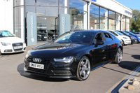 2015 AUDI A7 3.0 TDI 265 BHP QUATTRO S LINE BLACK EDITION AUTO 5d £25485.00