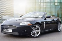 USED 2007 56 JAGUAR XK 4.2 XKR 2d AUTO 416 BHP 10 Service Stamps Full History