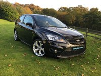 USED 2008 08 FORD FOCUS 2.5 ST-2 3d 223 BHP