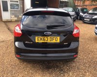 USED 2013 63 FORD FOCUS ZETEC TDCI MOT 23rd April 2020..... £20 Road Tax..... Full Service History (8 Services).... 3 Owners (Last Since 2014)..... DAB Radio... Bluetooth... Upgraded Alloys and Privacy Glass