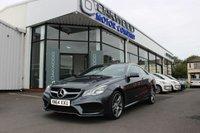 2014 MERCEDES-BENZ E CLASS 2.1 E250 CDI AMG SPORT AUTO 2d £17485.00