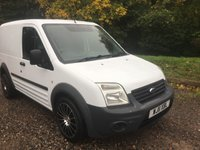 2011 FORD TRANSIT CONNECT 1.8 T220 LR 1d 75 BHP £5275.00