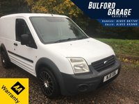 2011 FORD TRANSIT CONNECT 1.8 T220 LR 1d 75 BHP £5475.00