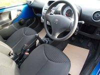 USED 2012 62 PEUGEOT 107 1.0 ACTIVE 5d 68 BHP ACTIVE++LOW MILEAGE ZERO ROAD TAX++