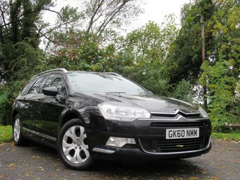 2010 CITROEN C5 2.0 EXCLUSIVE HDI 5d ESTATE £3659.00