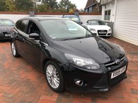 USED 2013 FORD FOCUS 1.6 ZETEC TDCI 5d 113 BHP