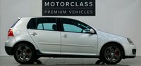 USED 2005 05 VOLKSWAGEN GOLF 2.0 GTI 5d 200 BHP