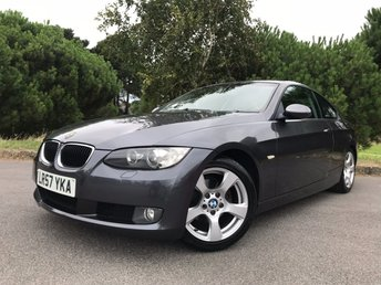 2007 BMW 3 SERIES 2.0 320I SE 2d 168 BHP £3595.00