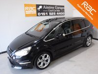 USED 2012 12 FORD S-MAX 2.2 TITANIUM X SPORT TDCI 5d 197 BHP EXCELLENT VALUE FOR MONEY WITH THESE MILES AND THIS SPEC, COMES IN THE BEST COLOUR METALLIC BLACK WITH FACTORY TINTED WINDOWS, FULL FORD MAIN DEALER SERVICE HISTORY WITH 5 STAMPS IN THE BOOK, JUST SERVICED, THIS CAR HAS BEEN VERY WELL LOOKED AFTER AND MAINTAINED WITH NO EXPENSE SPARED,FULL GLASS, PANORAMIC ROOF, CRUSE CONTROL, HEATED HALF LEATHER SEATS WITH RED STITCHING FOR THAT SPORTY LOOK, PARKING SENSORS, UPGRADED ALLOYS, MOBIL NAV, BLUE TOOTH PHONE PREP