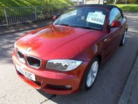 USED 2011 61 BMW 1 SERIES 2.0 118d M SPORT ++LOW MILEAGE CAR COMES WITH A FREE 12 MONTHS AA BREAKDOWN COVER++