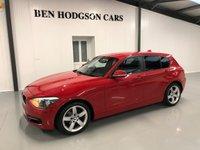 2012 BMW 1 SERIES 2.0 116D SPORT 5d 114 BHP £9995.00