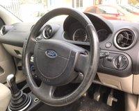 USED 2004 04 FORD FIESTA 1.4 GHIA 16V 5d 78 BHP