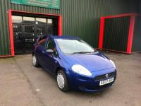 USED 2007 07 FIAT GRANDE PUNTO 1.2 Active 5dr Low Mileage