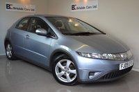 2009 HONDA CIVIC 1.8 SE I-VTEC 5d 139 BHP £3195.00