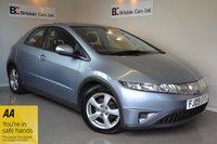 2009 HONDA CIVIC 1.8 SE I-VTEC 5d 139 BHP £3595.00