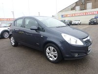 USED 2010 60 VAUXHALL CORSA 1.2 ENERGY 5d 83 BHP LOW MILES * LOW INS * GOT BAD CREDIT * WE CAN HELP *