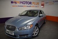 USED 2010 10 JAGUAR XF 3.0 PREMIUM LUXURY V6 4d AUTO 238 BHP
