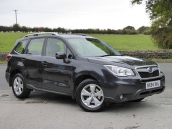 2018 SUBARU FORESTER 2.150 D XC  £13995.00