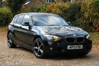 2013 BMW 1 SERIES 2.0 120D XDRIVE SE 5d 181 BHP £8350.00