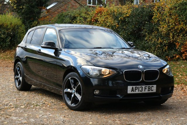 2013 13 BMW 1 SERIES 2.0 120D XDRIVE SE 5d 181 BHP