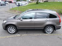 USED 2010 10 HONDA CR-V 2.2 I-DTEC ES-T ++HIGH SPEC 12 MONTHS FREE AA BREAKDOWN COVER++