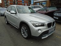 USED 2011 11 BMW X1 2.0 XDRIVE18D SE 5d 141 BHP
