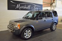 USED 2008 08 LAND ROVER DISCOVERY 3 2.7 3 TDV6 HSE 5d AUTO 188 BHP STUNNING CONDITION TRHOUGHOUT - 9 SERVICE STAMPS TO 90K MILES - LEATHER - NAV - PRIVACY GLASS - TOWBAR - HEATED SEATS - HARMAN KARDON SPEAKERS