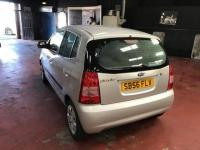 USED 2006 KIA PICANTO 1.1 Zapp! 5dr 1 Years Mot