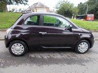 2013 FIAT 500 1.2 (69bhp) POP (s/s) Hatchback 3d 1242cc £4750.00
