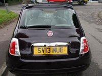 USED 2013 FIAT 500 1.2 (69bhp) POP (s/s) Hatchback 3d 1242cc 1.2 POP++£30 ROAD TAX++