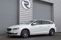 2015 VOLVO V60 2.0 D4 BUSINESS EDITION 5d AUTO 188 BHP £10750.00