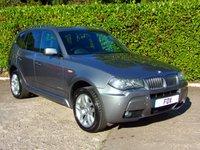 2009 BMW X3 2.0 XDRIVE20D M SPORT 5d AUTO 175 BHP £7975.00