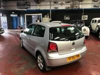 USED 2005 55 VOLKSWAGEN POLO 1.4 FSI Sport 3dr low mileage cheap insurance