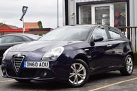USED 2010 60 ALFA ROMEO GIULIETTA 1.4 MULTIAIR LUSSO TB 5d 170 BHP This Great Looking Car Motor Village Will Service And Mot On Purchase