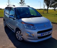2014 CITROEN C3 PICASSO 1.6 PICASSO EXCLUSIVE HDI 5d 91 BHP £7495.00