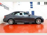 2009 MERCEDES-BENZ C CLASS 2.1 C220 CDI SPORT 4d AUTO 168 BHP £7950.00