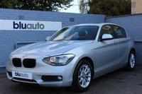 2012 BMW 116 I SE 5d AUTO 135 BHP £11995.00
