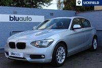 USED 2012 12 BMW 116 I SE 5d AUTO 135 BHP Rear Parking Sensors, Electric Sunroof, Bluetooth, Cruise Control