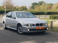 2002 BMW 5 SERIES 2.9 530D 4d AUTO 191 BHP £5990.00