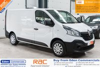2015 RENAULT TRAFIC 1.6 LL29 BUSINESS ENERGY DCI S/R P/V 120 BHP £8500.00