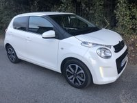 2016 CITROEN C1 1.2 PURETECH FLAIR 5d 82 BHP £7295.00