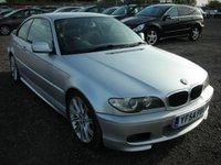 2005 BMW 3 SERIES 2.0 320CD SPORT 2d 148 BHP £SOLD