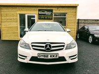 USED 2012 62 MERCEDES-BENZ C-CLASS 2.1 C250 CDI BLUEEFFICIENCY AMG SPORT PLUS 2d AUTO 202 BHP 2012 Mercedes C-Class Sport C250 AMG SPORT + CDI BLUE