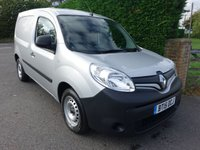 USED 2015 15 RENAULT KANGOO ML19 DCI 90 BHP Direct From Leasing Company With F/S/History, Extras Inc Air Con, Sat Nav, Electric Windows & Mirrors, Very Clean Example Viewing Recommended!