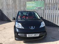 USED 2007 57 PEUGEOT 107 1.0 12v Urban Move 3dr