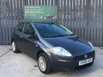 Used Fiat Grande Punto Cars In Glasgow From Waterside Classics Limited
