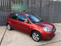 USED 2007 57 FORD FIESTA 1.4 Zetec Climate 5dr